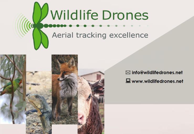 Wildlife Drones 2018 eBrochure